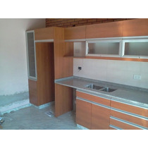 Muebles De Cocina Melamina A Medida Color Y Diseño Eleccion
