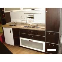 Muebles De Cocina Vestidor Placard Mesada