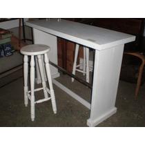 Mesa de apoyo de madera hogar cocina organizadores for Mesa apoyo cocina