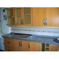 002-001 Mueble Meneghetti De Cocina Termoformado 1ra Calidad