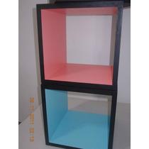 Cubos 30x30x30, Modulo4,color A Elección,calidad,resistentes
