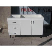 Mueble cocina melamina precio metro lineal amoblamientos for Amoblamientos de cocina precios