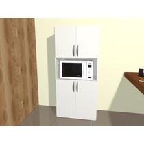 Despensero - Organizador - Rack Para Microondas