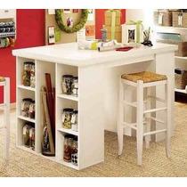 Desayunador,barra,mueble,isla,copero,separador Ambientes
