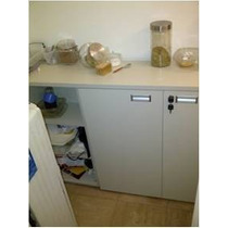 Mueble De Cocina Ideal Para Oficina O Departamento