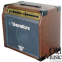 Amplificador Multiuso Wenstone Voz Guitarra Piano 65w Reverb