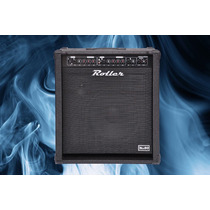 Amplificador Roller Mx 80watts Guitarra-bajo-voz-teclado-mp3