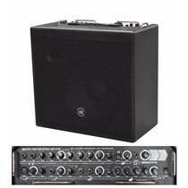 Amplificador Leem Dka1210 Multiproposito 70w Mic+guit+cd+tec