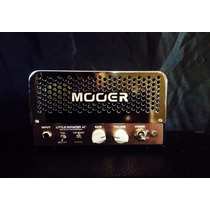 Mini Cabezal Valvular 5w Mooer Little Monster Para Guitarra