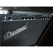 Amplificador Multiple Decoud Mo-70 P/ Voz Teclado Guitarra