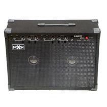 Amplificador De 40 W Guitarra Bajo Teclado Voces 4 Entradas