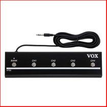 Footswitch Vox Vfs5 Linea Valvetronix Vt20/40/80- En Palermo
