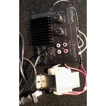 Bloque Estéreo De Amplificación De Edifier R1800atn S/spk