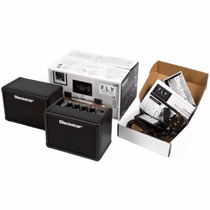 Mini Amplificador Blackstar Fly 3 + Caja Adicional !!