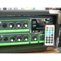 Mp 412 - Mp3 Electrovox Cabezal Amplificador Radio Mp3 120w