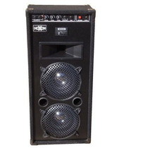 Bafle Potenciado Amplificador Hoxon Usb/sd Reproducor Mp3