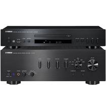 Yamaha A-s700 Ampli Integrado + Cd Player Yamaha Cd-s300