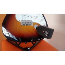 Mini Amplificador De Guitarra Joyo Ja01 + Accesorios