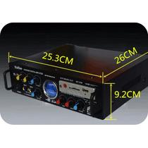Amplificador Karaoke ... Mejor Precio Del Mercado