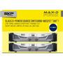 Amplificador De Potencia Digital 1100w+1100w Skp Maxd F2220