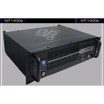 Amplificador De Potencia Zkx Mt1400s Nuevo!!