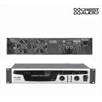 Crest Cc-1800 Amplificador De Potencia_22