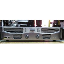 Skp Maxg 1820x Amplificador De Potencia 900w+900w Rms 4 Ohms