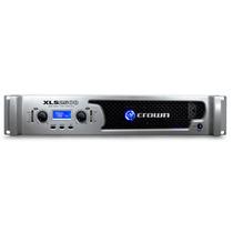 Crown Xls-2500 Amplificador De Potencia C/dsp 1200w En 2 Ohm