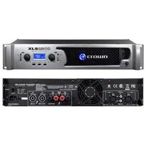 Crown Xls 2500 Amplificador De Potencia 2400w