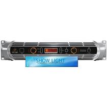 Amplificador C/dsp 3000w En Puente Behringer Inuke Nu3000dsp