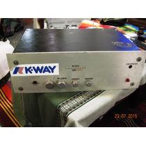 Amplificador Con Placas Audison 125w + 125w Originales