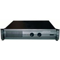 Potencia American Pro 820w Mod Apxii 800 410w+410w 4 Ohms