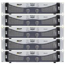 Potencia Amplificador Skp Max 320 Nueva Línea 2014 Puroaudio