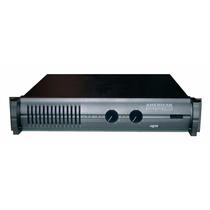 Potencia Apx 300 American Pro 150w. + 150w. Envio Gratis !!!