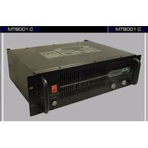 Amplificador De Potencia Zkx Mt8001c Nueva!!