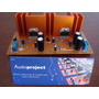 Modulo Amplificador 75+75 W Puenteable A 150 W Con Disipador