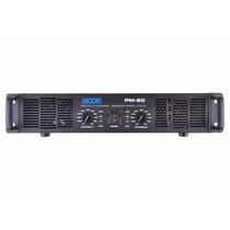 Potencia Amplificador Moon Pm-60 500w Puenteable