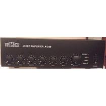 Amplificador Para Musica Funcional - 30 Watts
