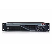 Amplificador De Potencia Proco Pax400 200w X2 4ohm Crossover