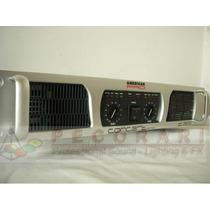 Potencia De Sonido Concert 2600 American Pro 500w - Pecorari