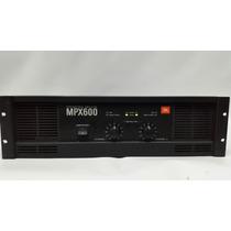 Potencia Jbl Mpx 600 Impecable!!!