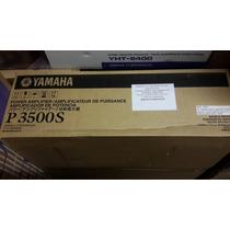 Potencia Yamaha P3500s !! Nueva En Caja Cerrada !!!