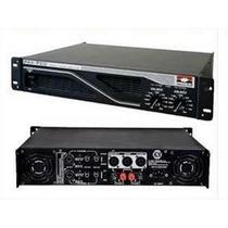 Potencia Amplificador Proco Pax-700 2x350w Con Crossover700w