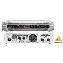 Potencia Behringer Inuke Nu1000 Dsp C/procesador Incoroporad