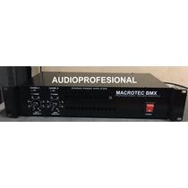 Potencia Macrotec 800 Watts Discjockey Y Sonido