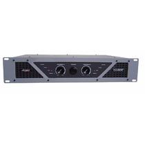 Potencia Apogee Dj-600 Amplificador Crossover 600w Power Pro