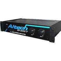 Amplificador 800watts Altech Xp 2000t C/graves/agudos .