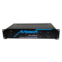 Amplificador 600watts Altech Xp 1000 T Con Graves Y.agudos