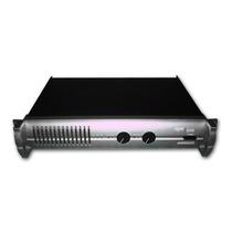 Amplificador De Potencia American Pro Apx600 300w X2 4ohm
