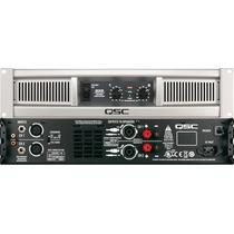 Potencias Qsc Gx5 700w/ 4 Oms Fervanero